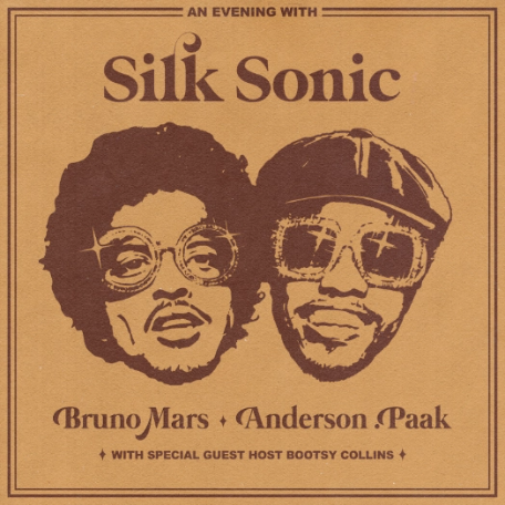 Bruno Mars, Anderson .Paak & Silk Sonic An Evening With Silk Sonic