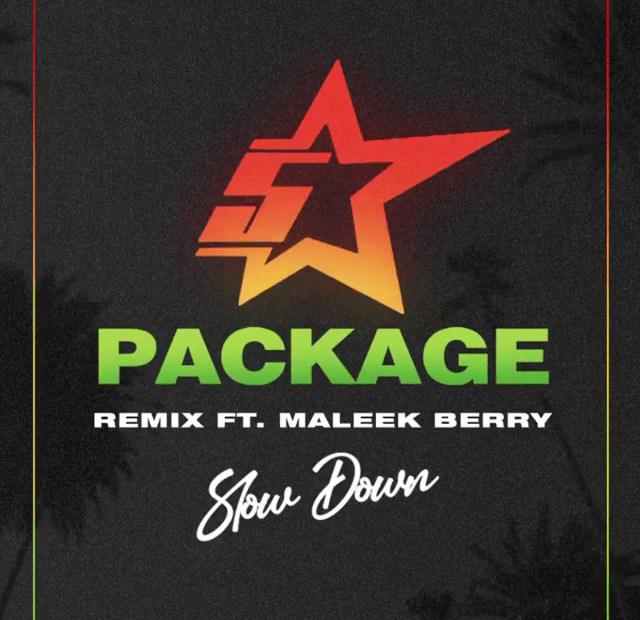 King Promise – Slow Down (Remix) Ft. Maleek Berry