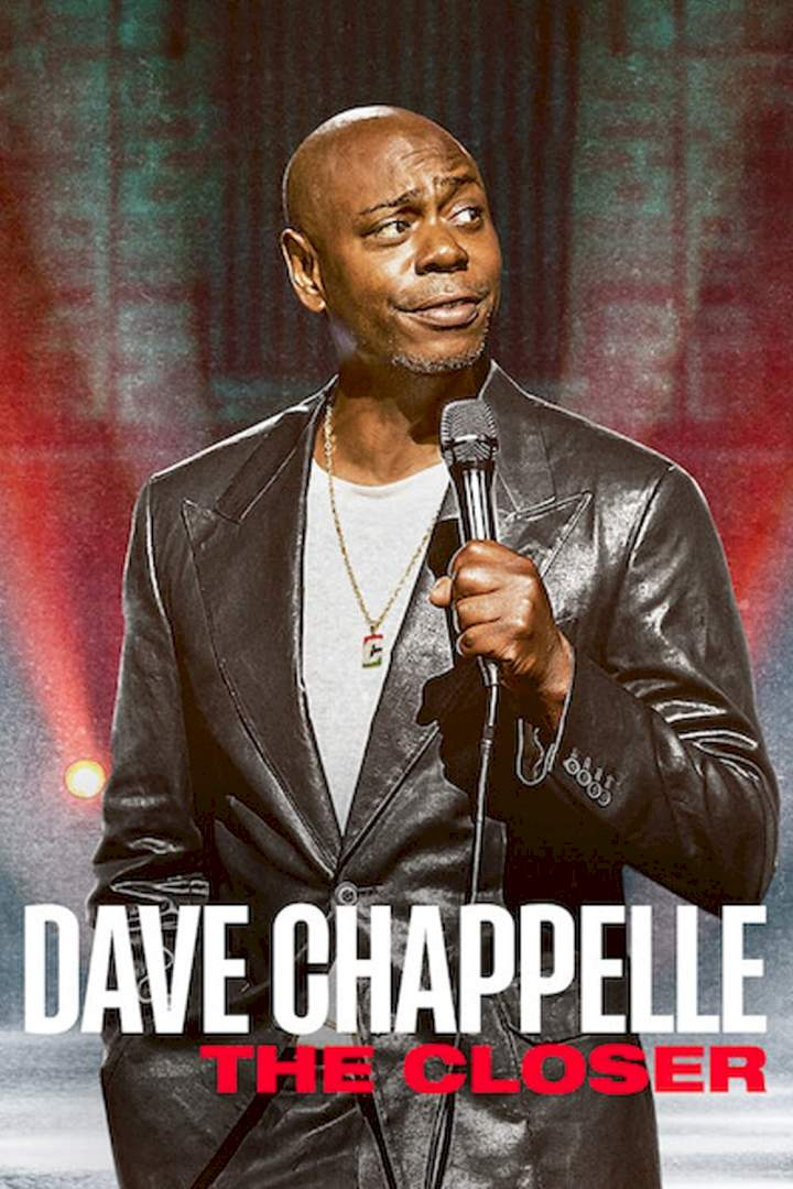 [Movie] Dave Chappelle: The Closer (2021)